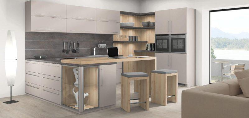 Nejlepší možnosti podlahy do kuchyně