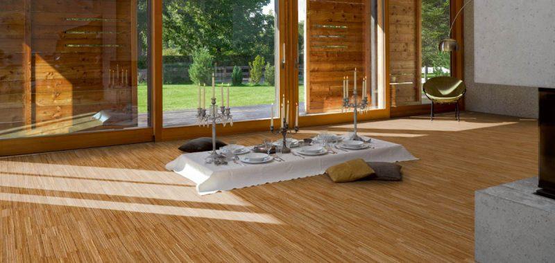 Dřevěné podlahy – používané dřeviny, vlastnosti a výhody
