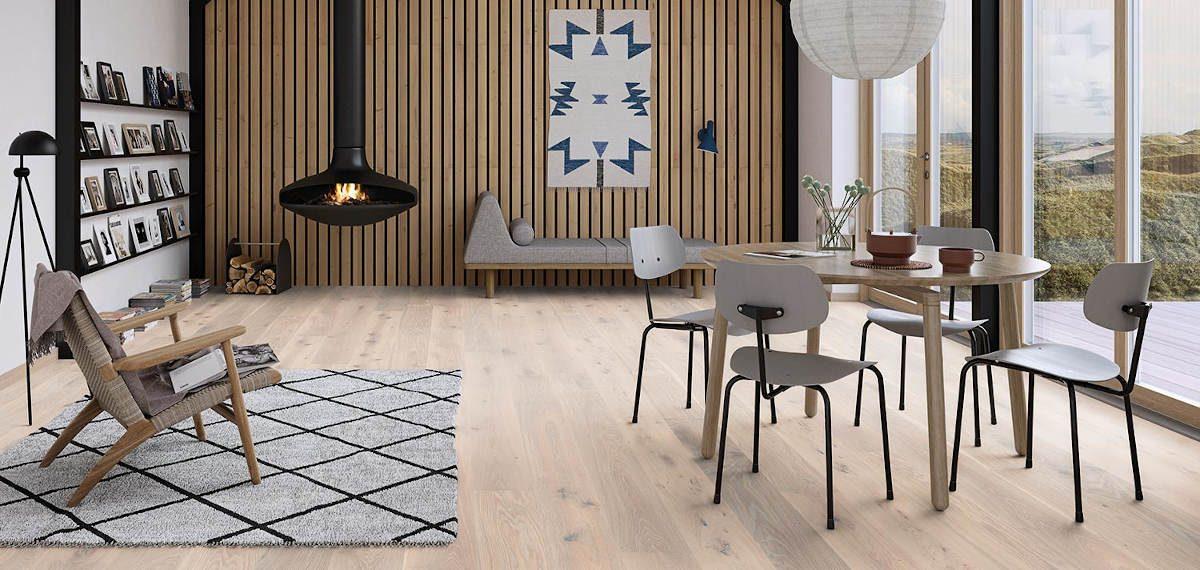 Nejvhodnější dřevěná podlaha pro domácí mazlíčky