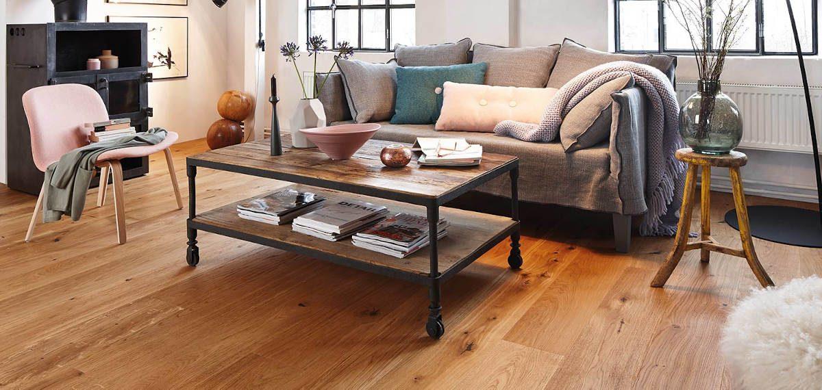 Olej nebo lak na dřevěné podlahy?