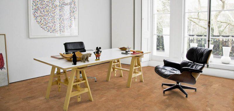 Výhody korkové podlahy