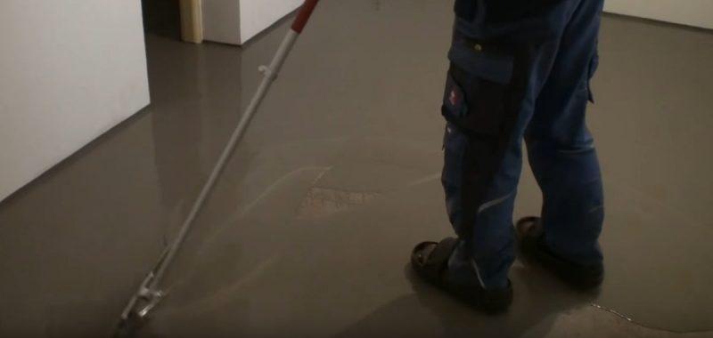 Jak nivelovat podlahu