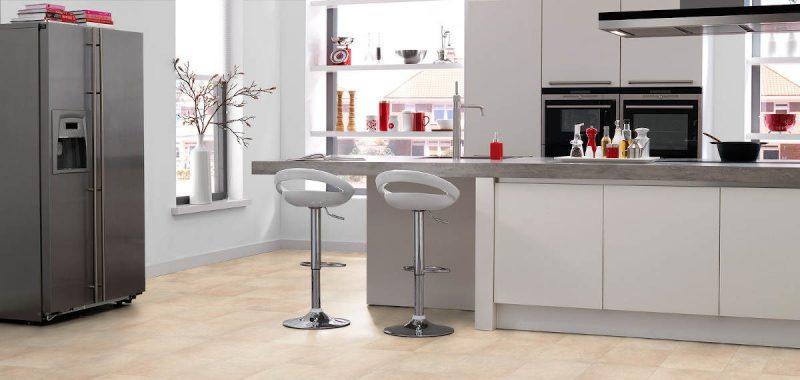 Jaký typ podlahové krytiny je nejvhodnější do kuchyně?