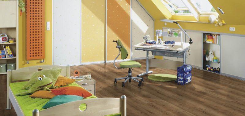 Odolné podlahy pro děti a domácí mazlíčky