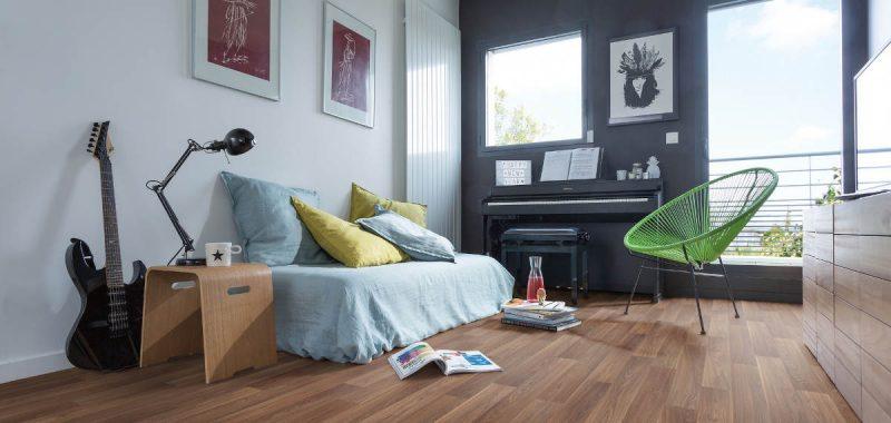 Rozdělení PVC podlah