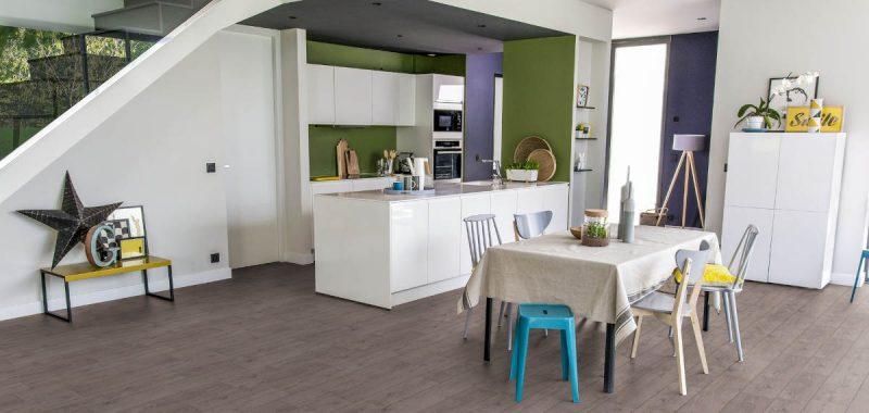 Homogenní PVC podlahy