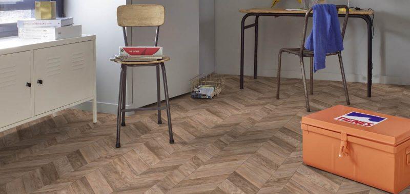 Odolnost podlahy z PVC