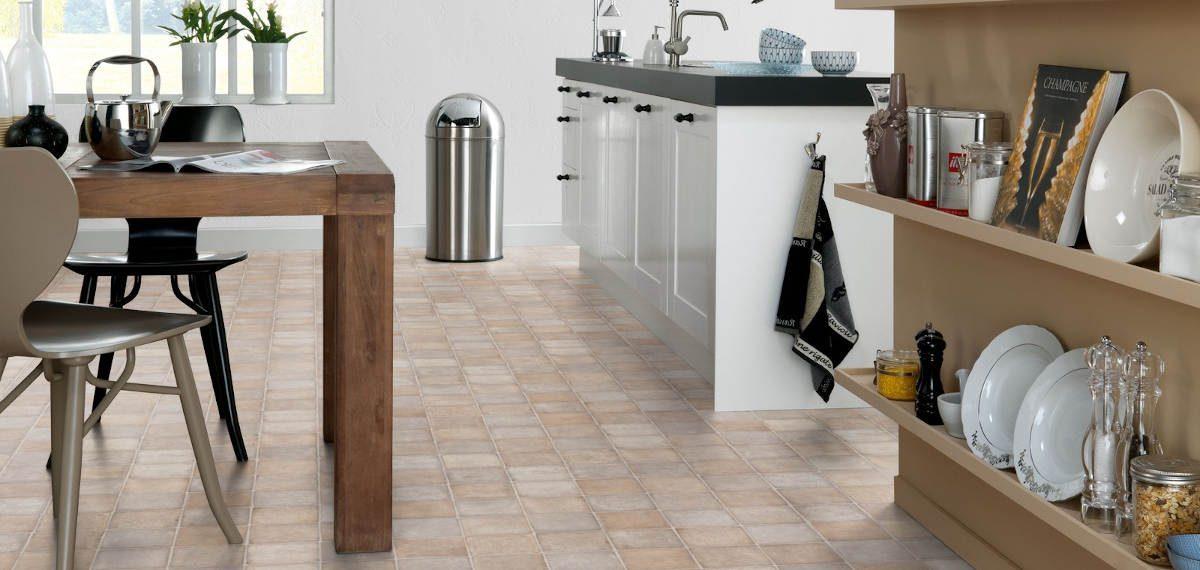 Homogenní PVC podlahy - návod k instalaci