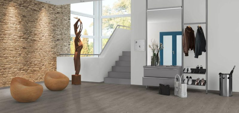 Typy podlahových krytin