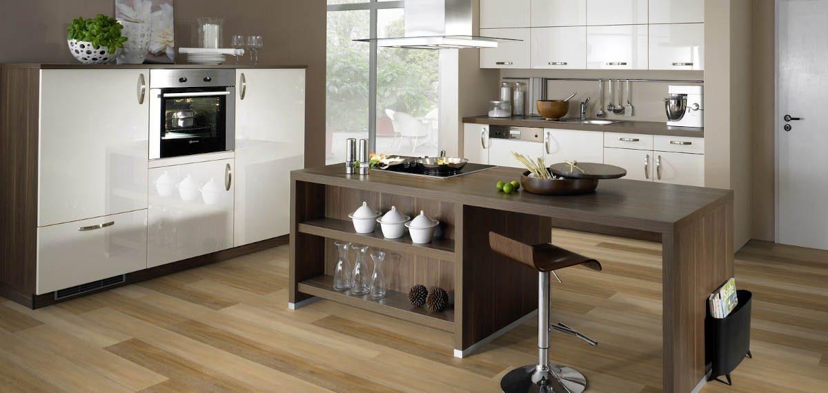 Vinylové podlahy do kuchyně